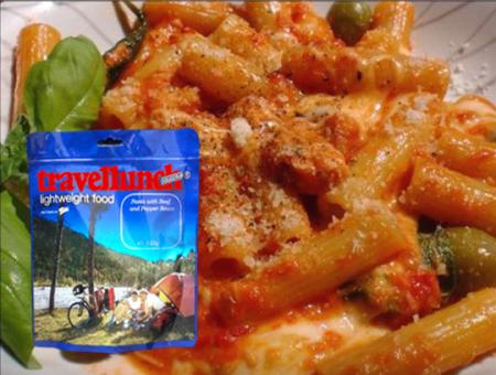 Mancare deshidratata Travellunch Pasta with Olives 125g 50124 E vegetarian [0]