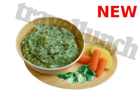 Mancare deshidratata Travellunch Spinach Mash Potatoes 51156G 125g -vegetarian -fara gluten [1]