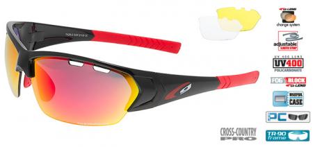 Ochelari sport Goggle T428-2 [0]