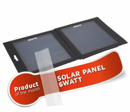Panou solar Xtorm Solar Booster 6W AP125 [4]