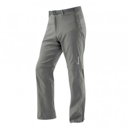 Pantaloni Montane Terra Stretch Convertibil [0]