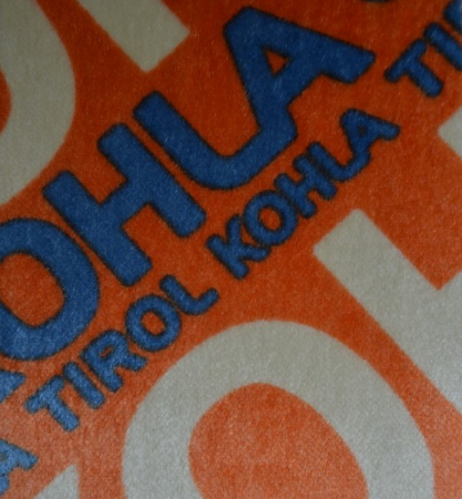 Piele foca Kohla Mohair mix 170 cm x 70 mm [1]
