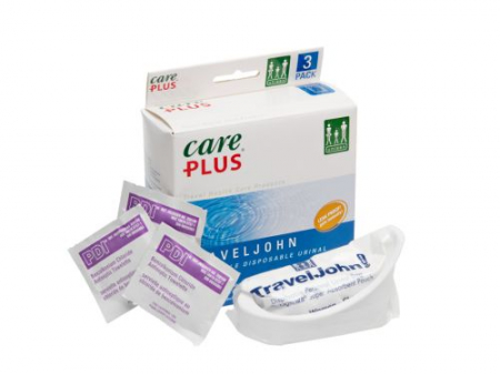 Pisoar Care Plus TravelJohn [0]