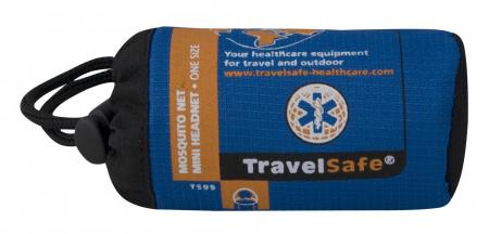 Plasa tantari palarie TravelSafe Mini TS0099 [0]