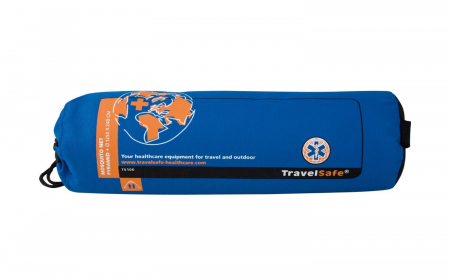 Plasa tantari TravelSafe TS0106, 2 persoane, forma piramida [0]