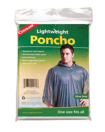 Poncho Vinyl Coghlans [2]