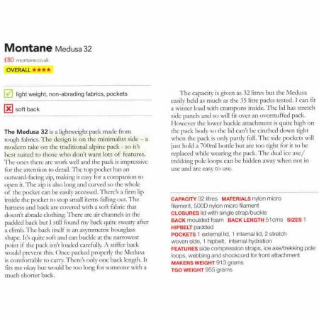 Rucsac Montane Medusa 32L [19]