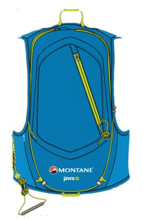 Rucsac tip vesta Montane Jaws 10 [4]