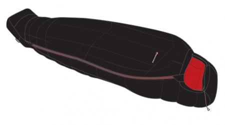 Sac de dormit cu puf Montane Deep Heat (Extrem-42°C) [7]