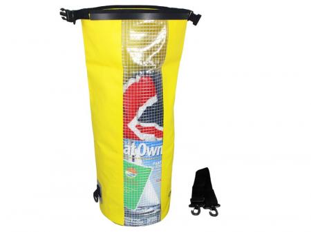 Sac impermeabil cu fereastra Overboard Dry tube 20 l [2]