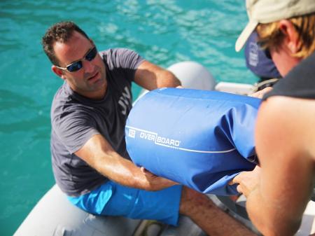 Sac impermeabil Overboard Dry tube 40 l [3]