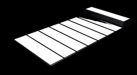 Saltea pliabila Pinguin Fold, 185x55x1,5cm, impachetat 55x13x13cm, 340g [5]