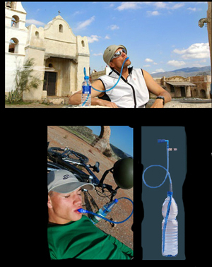 Sistem de hidratare Bluedesert Smartube [2]