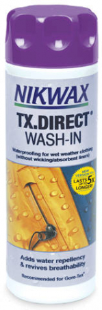 Solutie impermeabilizare Nikwax TX.Direct Wash In1