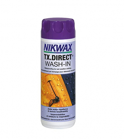 Solutie impermeabilizare Nikwax TX.Direct Wash In0