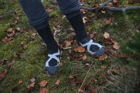 Sosete de iarna cu lana merino 57% Apasox Makalu [4]