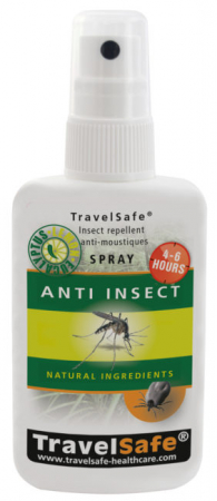 Spray antiinsecte TravelSafe TS0242, 60ml [1]