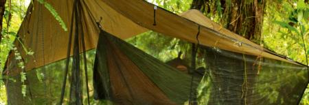 Tenda hamac Amazonas Moskito [2]
