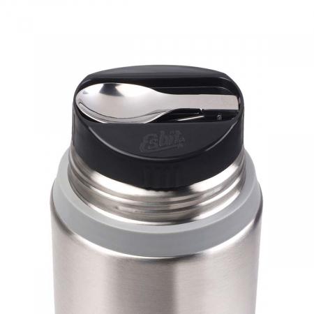 Termos inox pentru mancare cu lingura Esbit FJ 750 SP [8]