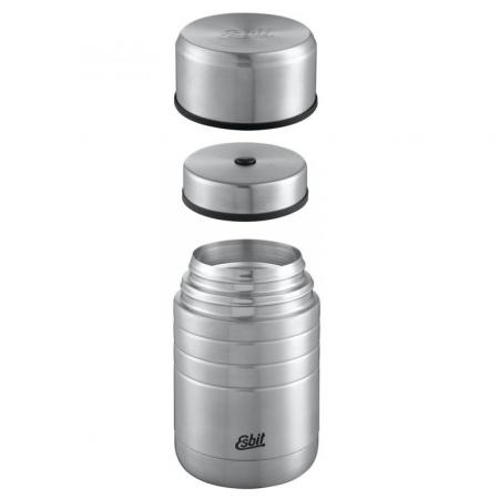 Termos mancare Esbit Majoris 600 ml FJ600TL-S, silver [4]