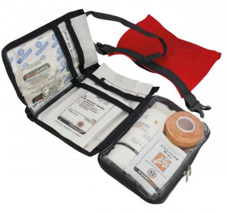 Trusa prim ajutor TravelSafe Globe Waterproof TS0514 [2]