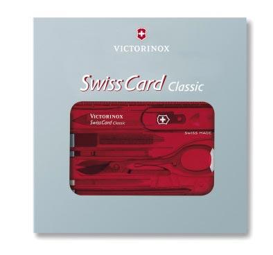 Trusa Victorinox SwissCard 0.7100.T [2]