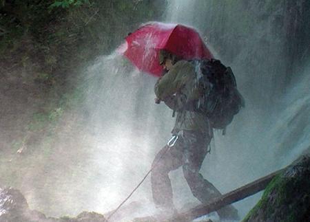 Umbrela trekking EuroSHIRM Birdiepal Outdoor5
