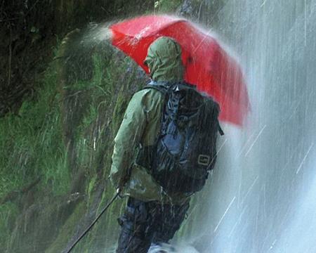 Umbrela trekking EuroSHIRM Birdiepal Outdoor9