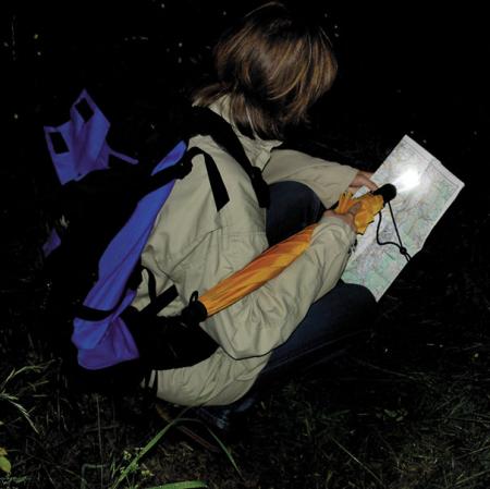 Umbrela trekking EuroSHIRM Swing Flashlite [3]