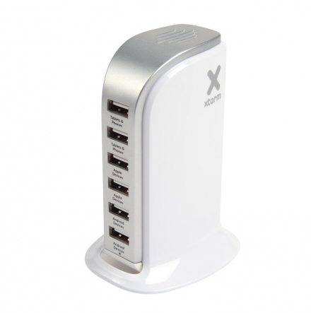 USB Power Hub Xtorm Vectr XPD07 [0]