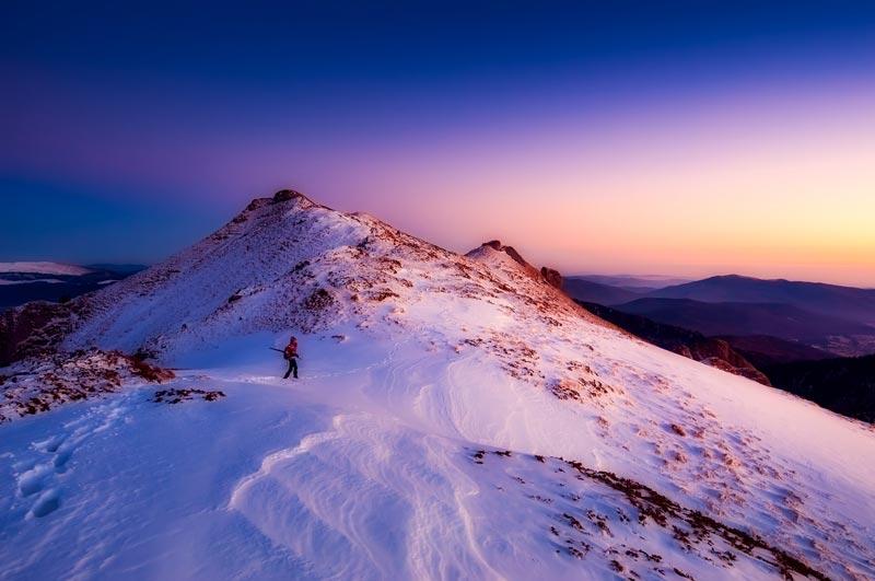 Cele mai bune pârtii de ski din România