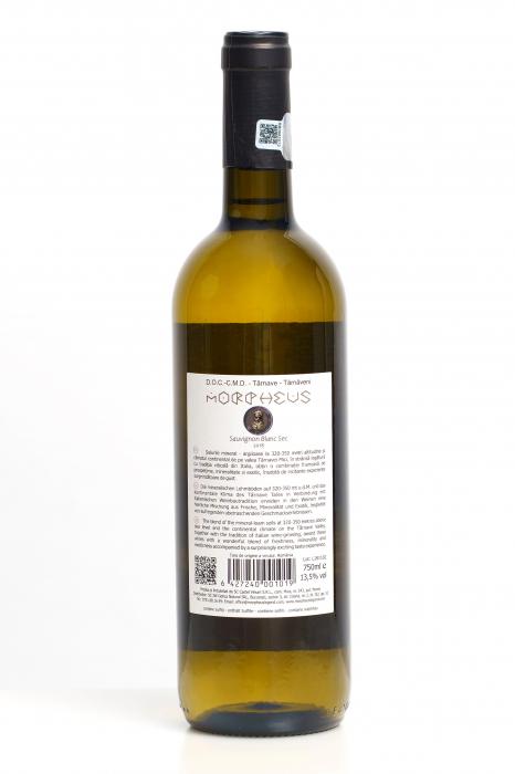 Sauvignon blanc Morpheus, 750ml 1