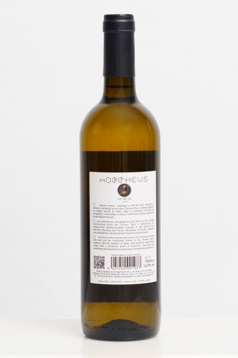 Vin alb Morpheus 750ml 1