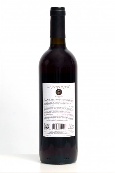 Vin rosu Morpheus 750ml 1