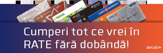 Plata in Rate Categorii Mobile