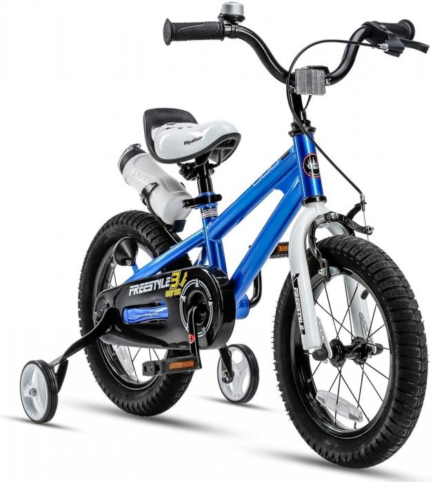 Bicicleta RoyalBaby Freestyle 16'' Blue [0]