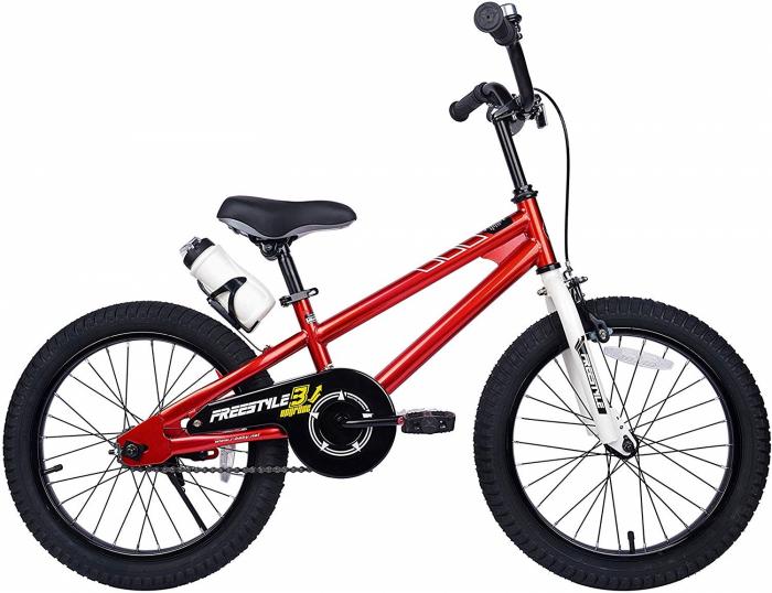 Bicicleta RoyalBaby Freestyle 16'' Red [1]