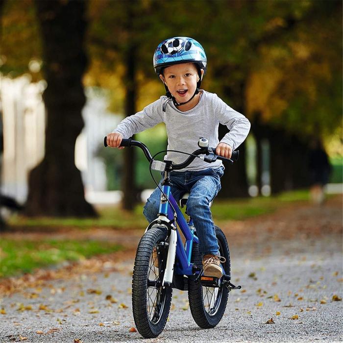 Bicicleta RoyalBaby Freestyle 16'' Blue [5]