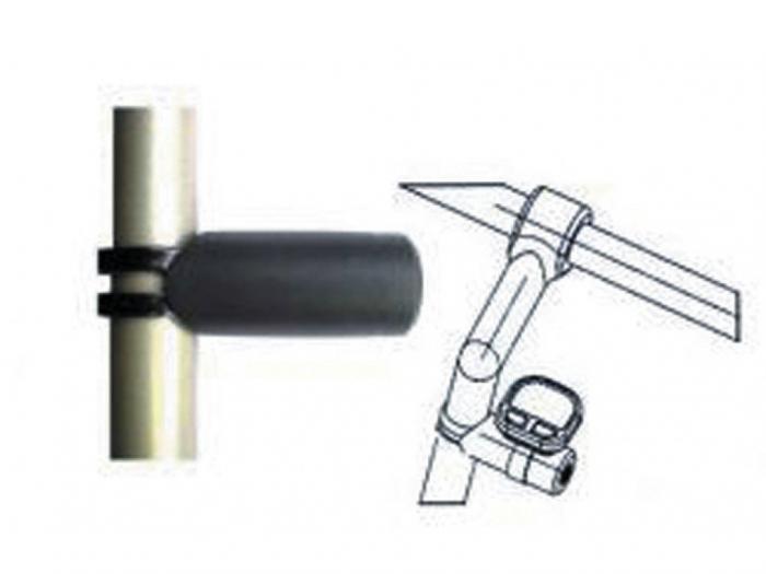 Adaptor ciclocomputer cu colier pt pipa [0]