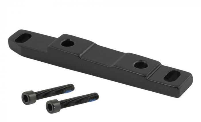 Adaptor montaj etrier spate Force Flat Mount 160mm - 34-70mm Negru [0]