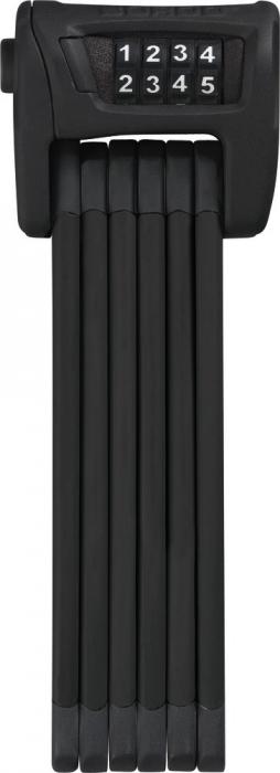 Antifurt modular cu cifru Abus Bordo Combo 6100/90 Negru SH [0]