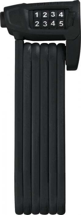 Antifurt Abus Folding Lock 6150/85 cu cifru negru [0]