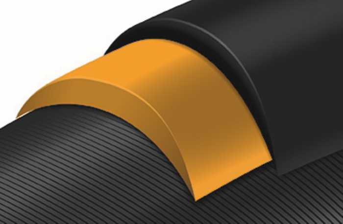 Anvelopa rigida Continental Ride City Reflex EXTRa PunctureBelt 47-622 (28*1.75) negru [3]