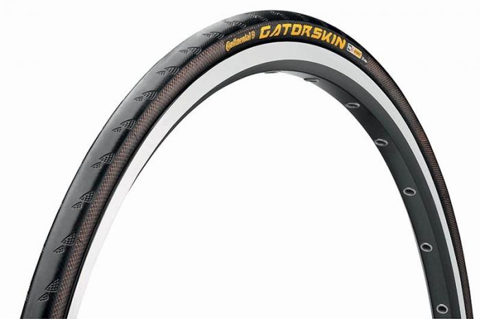 Anvelopa pliabila Continental Gatorskin 23-622 (700x23C) negru [0]