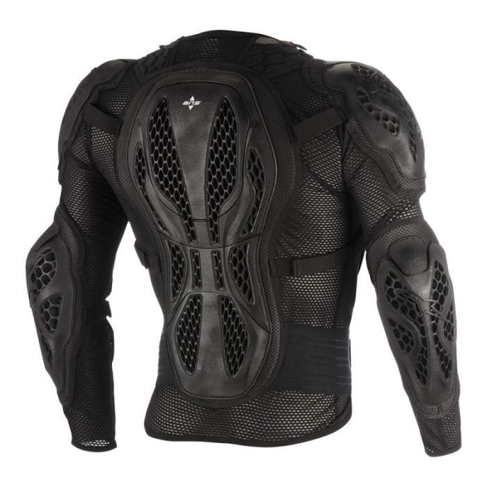 Armura Alpinestars Youth Bionic Action Jacket Black Red S/M [1]