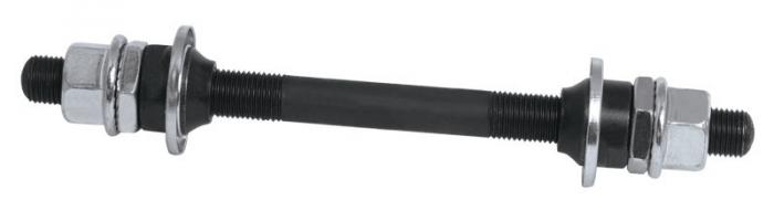 Ax butuc fata Force cu piulita 140x9.5mm [0]
