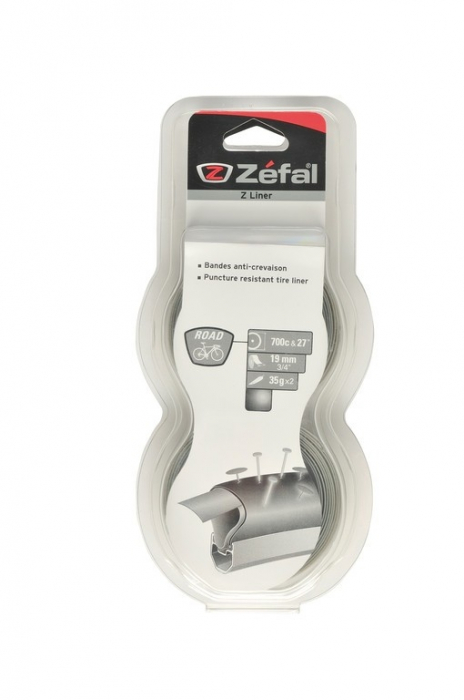 Banda antipana Zefal Z-Liner Gri 19mm, pentru cursiera [0]