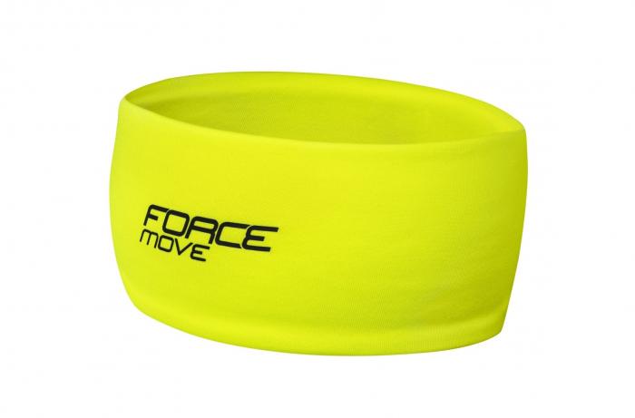 Bandana Force Move sport fluo S-M [0]