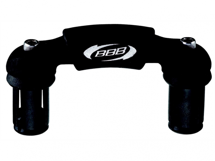 Punte pentru aerobar BBB AeroFix Carbon [0]