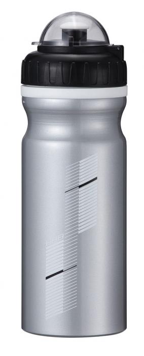 Bidon apa BBB BWB-25 AluTank 680ml argintiu mat [0]